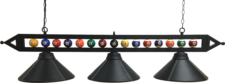 BA0838: Lexor Trio Poolballs  #1