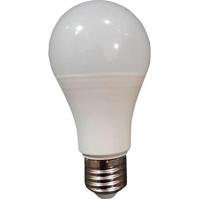 Led lamp E27 12watt/1055lm warm-white of cool-white
