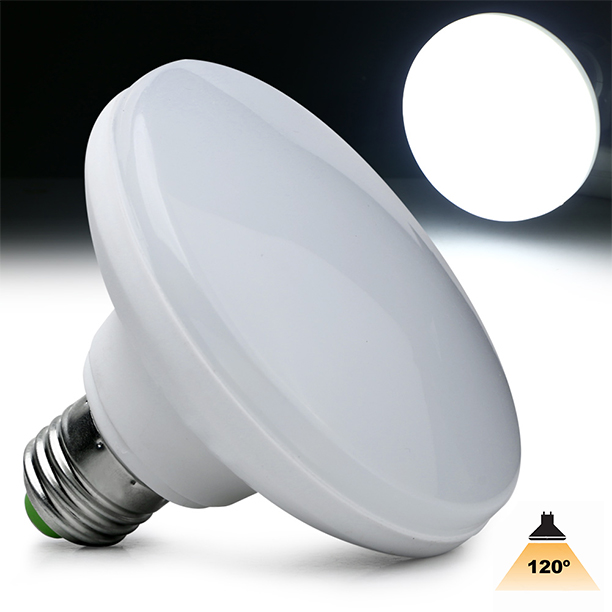 BA0847-LU: LED Ufo  lamp 24watt/2400lm warm-white, cool-white of daylicht #1