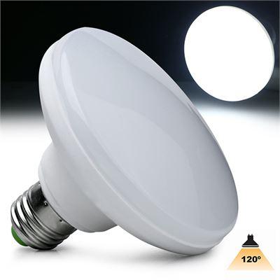 LED Ufo 16 (18watt) en 1200 (of meer) Lumen warm-white, cool-white of daylight