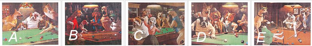 BA0858: poster honden #1