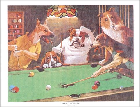 BA0858: poster honden #2