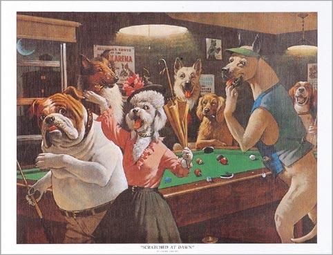 BA0858: poster honden #4