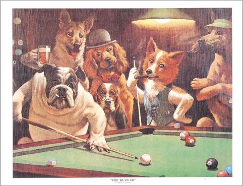 BA0858: poster honden #5