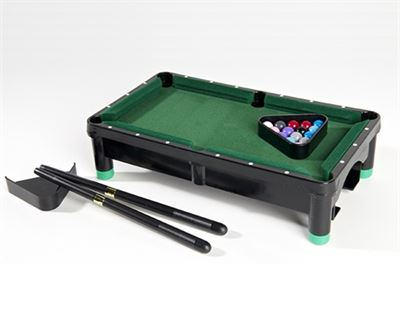 Model mini pool tafel