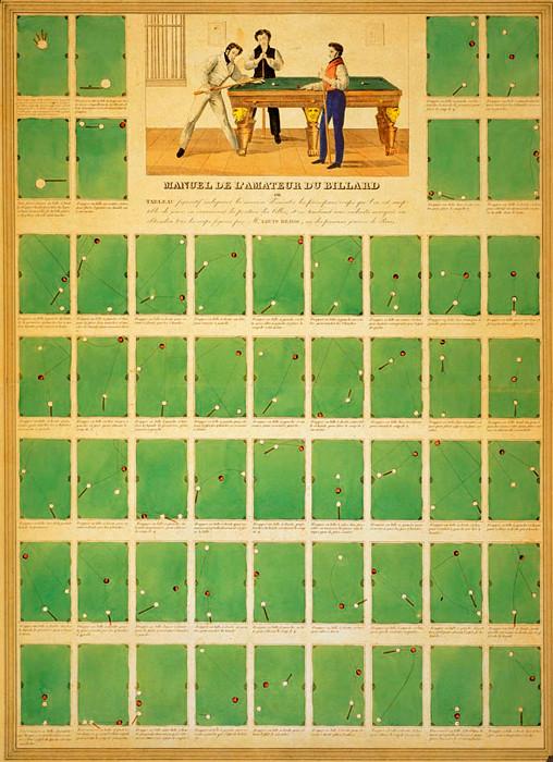 BA0880: Poster Vintage Lamateur #1