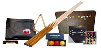 Pool&Carom Premium pakket