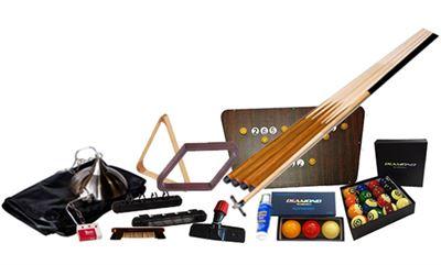 Pool&Carom Luxe pakket