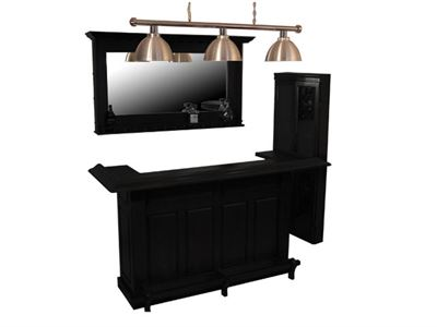 Lexor Bar meubel Black