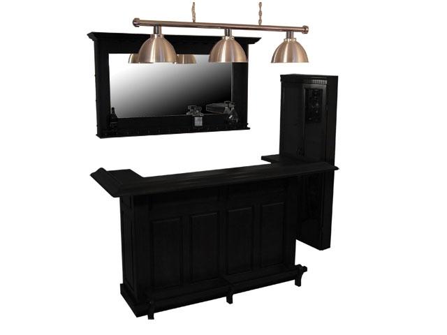 BM0192-BL: Lexor Bar meubel Black #1