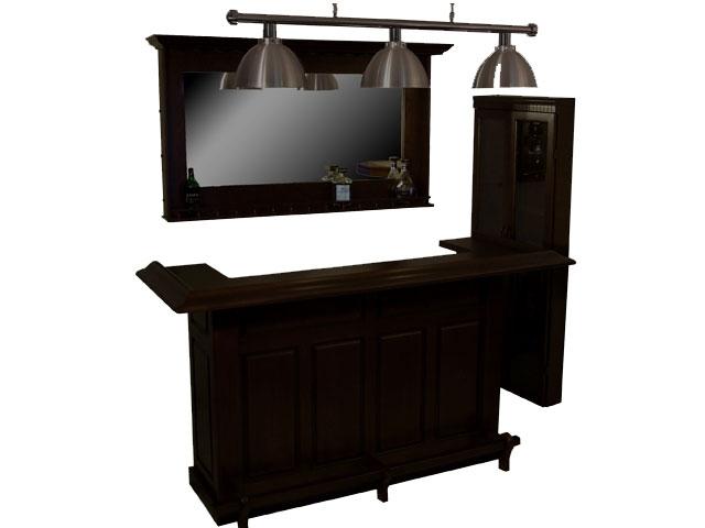 BM0192-WE: Lexor Bar meubel  wenge #1