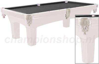 combinatiebiljart Lexor Remington Classic White