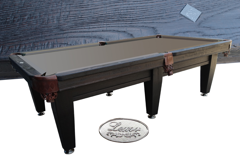 CB0263: combinatiebiljart Lexor Imperator Competition Pro Espresso-Vintage #1