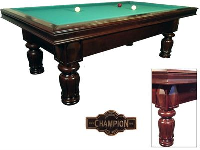Carambole biljart Champion Majestic Dark Cherry
