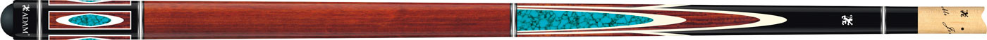 CK0191: Adam x2 jointed supremacy Nagoya carom cue #1
