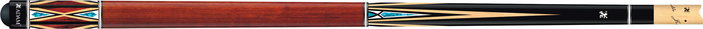 CK0192: Adam x2 jointed supremacy Sapporo carom cue #1