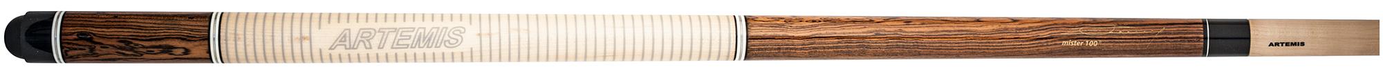 CK0200-08:  Artemis Mister 100 Bocote 3D grip #1