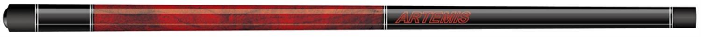 MISTER 100 Black/Red Handle