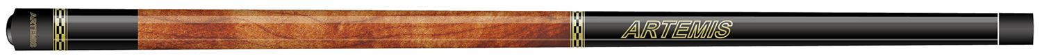 MISTER 100 Black Brown Stained Handle