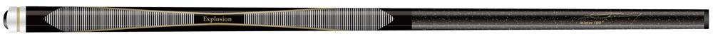 CK0242: MISTER 100 Black Pearl NANO Grip  #1