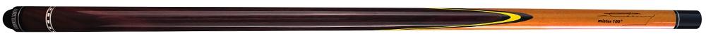 CK0250: MISTER 100 DUBBELE VLAM GEEL #1
