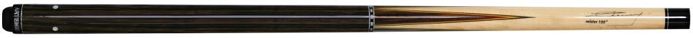 CK0255: Mr. 100 model 4 punts geel #1