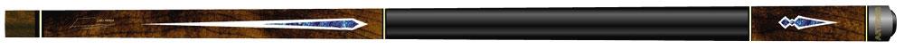 CK0259: Mr. 100 donkerbruin maple 4-punts #1