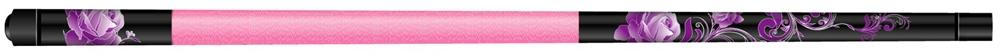 CK0276: Artemis ® LADY - carambole keu - model Paarse Roos #1