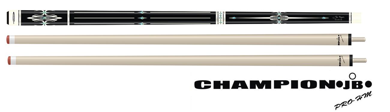 CK0441: Jos Bongers Pro 5-Star model Athos Libre, 2 shafts #1