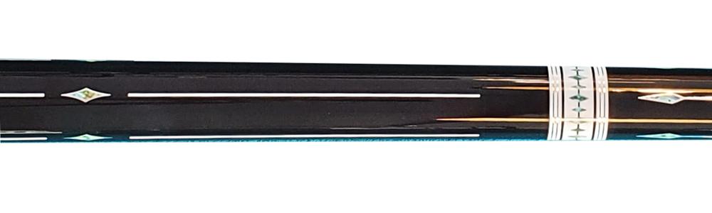 CK0442: Jos Bongers Pro 5-Star model Athos Extended 3-Cushion, 2 shafts #4