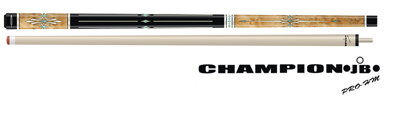 CK0444: Jos Bongers Pro 5-Star model Porthos Extended 3-Cushion, 1 shaft #1