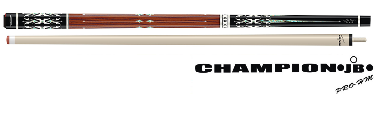 CK0448: Jos Bongers Pro 5-Star model Aramis Extended 3-Cushion, 1 shaft #1