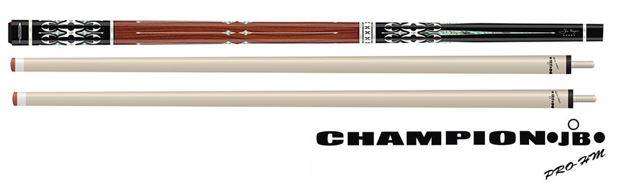 CK0450: Jos Bongers Pro 5-Star model Aramis 3-Cushion, 2 shafts #1