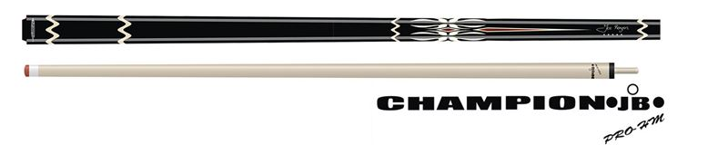 Jos Bongers Pro 5-Star model Diablo Extended 3-Cushion, 2 shafts