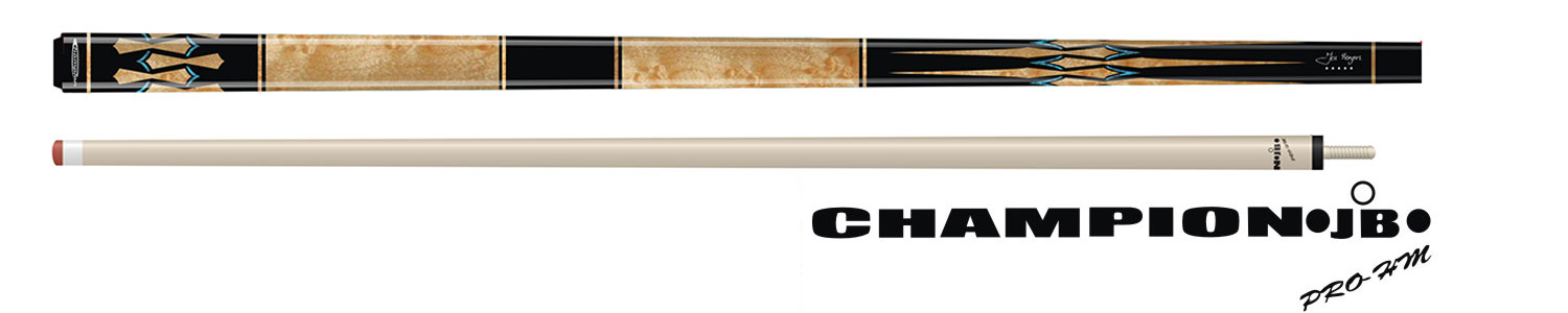 CK0458: Jos Bongers Pro 5-Star model Mifesto 3-Cushion, 2 shafts #1