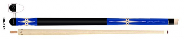 CK0485: Raymond Ceulemans HQ-01C blauw #1