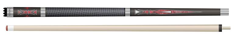 CK0599: Striker Red w/tech. Grip #1