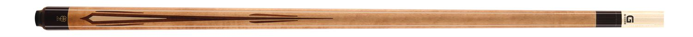 McDermott CRM233 Walnut/Maple/inlay carom