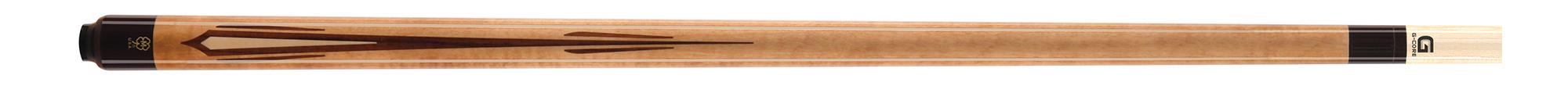 CK0959: McDermott CRM233 Walnut/Maple/inlay carom #1