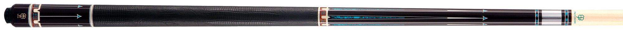 CK0974: McDermott CRM902 Black urethane/inlay carom #1