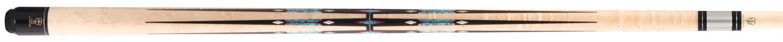 McDermott CRMH1050 Birdseye/inlay carom