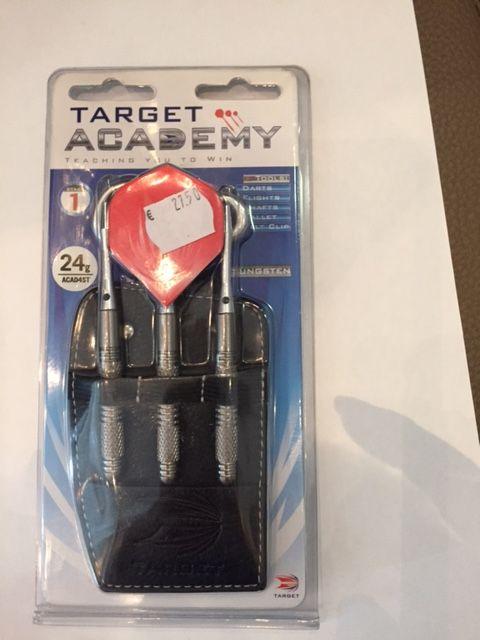 DA0203: Target Academy #2