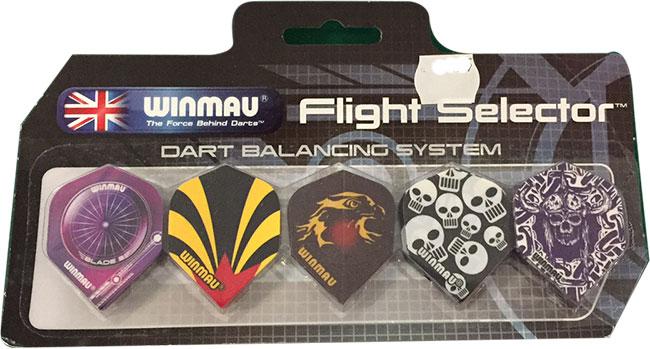 DA0407: Winmau Flight selector #1