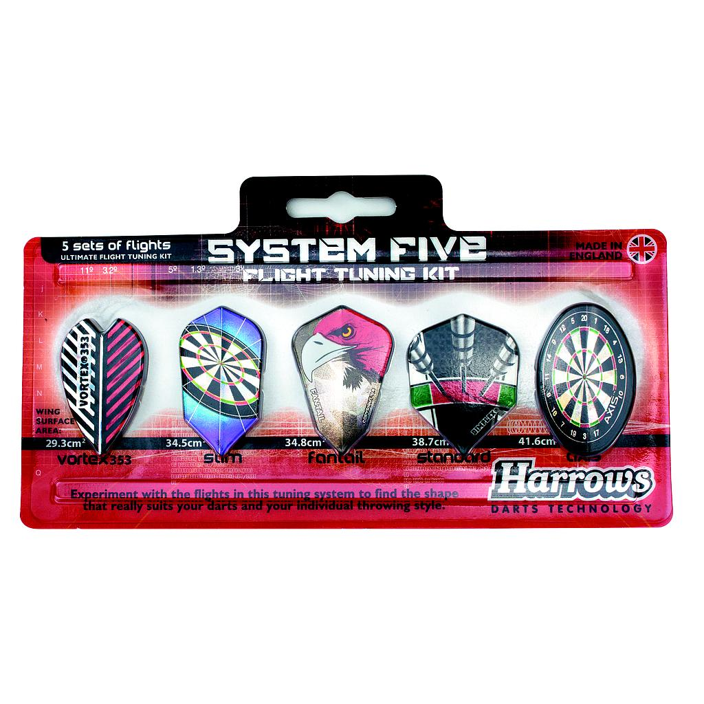 DA0600: System Five tunning kit  #1