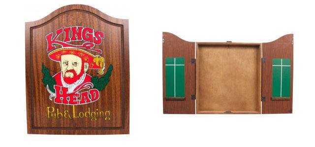 DA0815: Dart kabinet Kings Head full colour #1