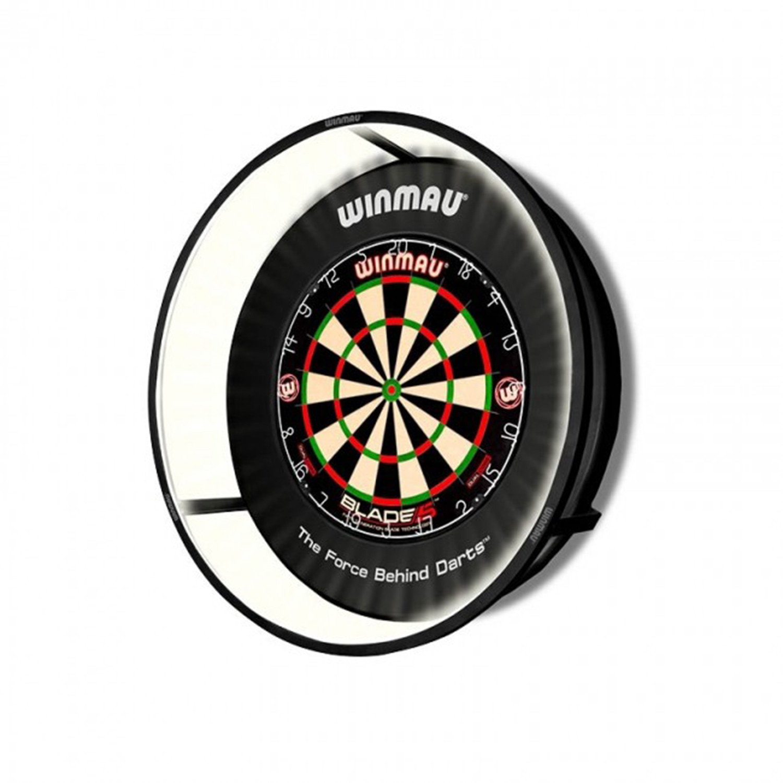 DA0862: Winmau Plasma dartbord light #1
