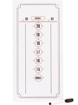 Whiteboard scoreboard + Marker
