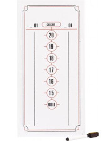 DA1100: Whiteboard scoreboard + Marker #1
