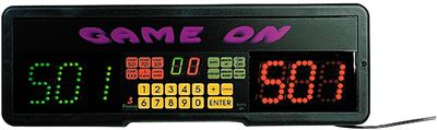 Game-On Dart Scorebord Favero