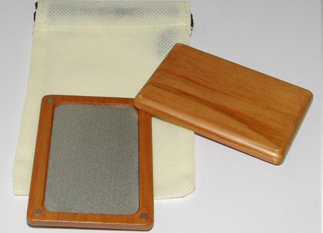 KA0136-BU: Micro shaper de luxe afsluitbaar #1